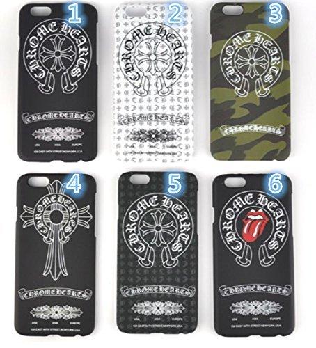 銀屋 ぎんや 6カラー 2サイズ iPhone6 6s 対応 4.7 インチ ロゴ ハード 保護 ケース カバー ローリングストーンズ IC0007 [並行輸入品]