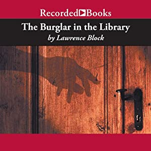 The Burglar in the Library Audiobook