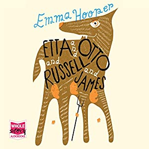 Etta and Otto and Russell and James Audiobook