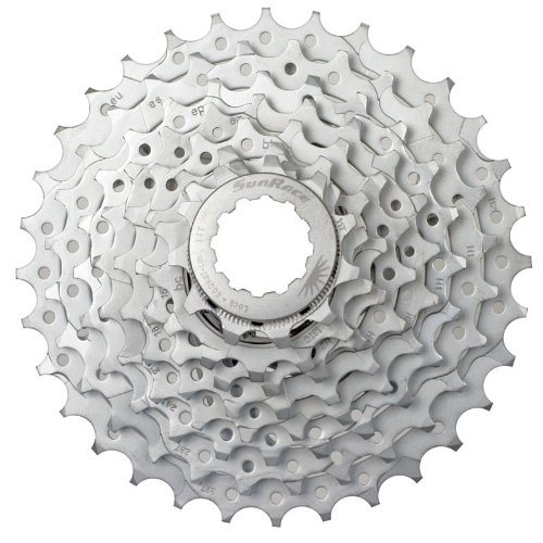 SunRace CSM66 Bicycle Cassette - 11-32 8sp