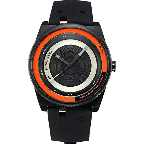 [タックス]TACS 腕時計 クォーツ COLOR LENS TS1201C  【正規輸入品】