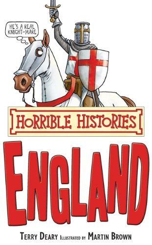 Terry Deary - Horrible Histories Special: England