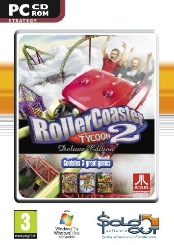 RollerCoaster Tycoon 2 Deluxe (PC)
