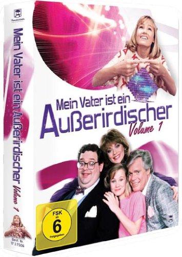 Mein Vater ist ein Außerirdischer - Vol. 1 [6 DVDs]