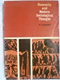 img - for Humanity and Modern Sociological Thought book / textbook / text book