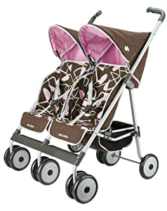 Knorr 71020 maclaren silla de paseo para gemelos de - Silla maclaren amazon ...