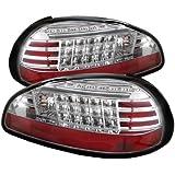 Spyder Auto Pontiac Grand Prix Chrome LED Tail Light