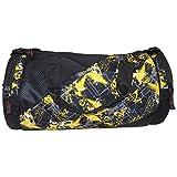 Bagathon India Glamourous Unisex Gym & Travel Bag [Yellow] BYGB01