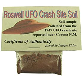 Roswell Soil Sample