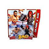 CM Punk and Kane WWE Rumblers Action Figure 2 Pack