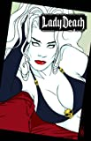 img - for Lady Death #4 Michael Dipascale Art Deco Variant Cover (2010) book / textbook / text book