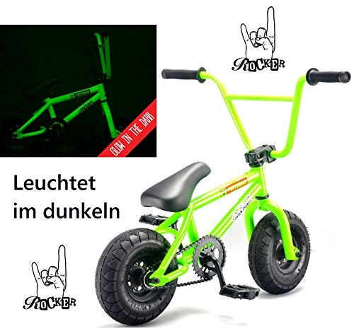Rocker-Mini-BMX-Fukushima-Irok-Leuchtet-Im-Dunkeln