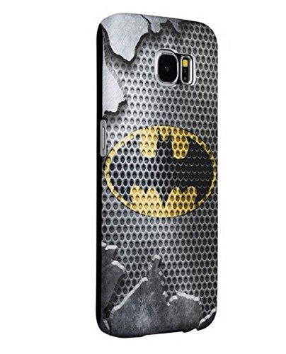 Samsung Galaxy S6 hard Case cover Batman pattern style at Gotham City Store