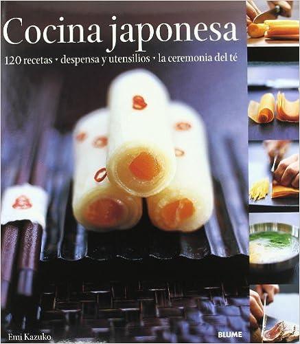 Cocina japonesa 120 recetas despensa y utensilios la for Utensilios cocina japonesa