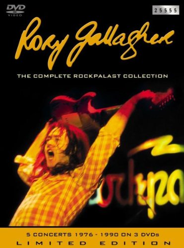 Rory Gallagher - The Complete Rockpalast Collection [DVD] [2002]