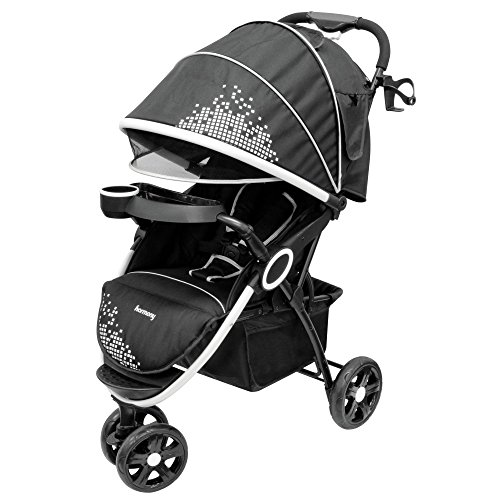 Best Deals! Harmony Urban Deluxe Convenience Stroller, Gala
