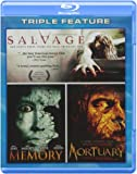 Mortuary / Salvage / Memory [Blu-ray] [US Import]