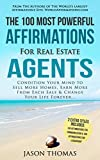 img - for Affirmation | The 100 Most Powerful Affirmations For Real Estate Agents | 2 Amazing Affirmative Bonus Books Included for Communication & Leadership: Condition Your Mind to Sell More Homes & Earn More book / textbook / text book