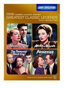 TCM Greatest Classic Films: Legends - Joan Crawford (4FE)
