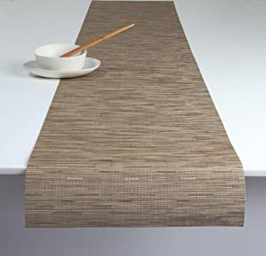 Tête-à-tête Bamboo Table Runner Color: Camel