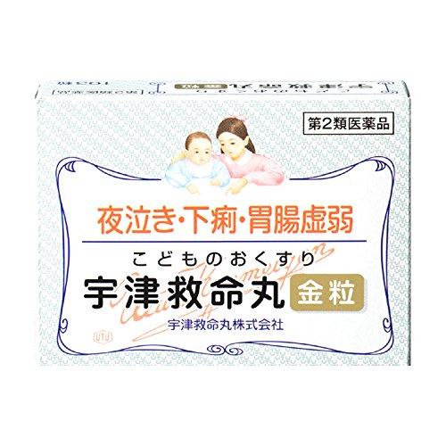 【第2類医薬品】宇津救命丸金粒 103粒