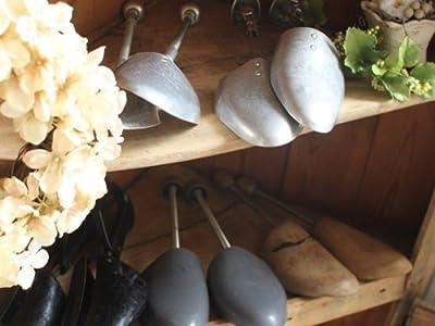英国(イギリス)アンティーク◇古いシューモールド10個(5足分)set/靴型/雑貨(a0900092-1)