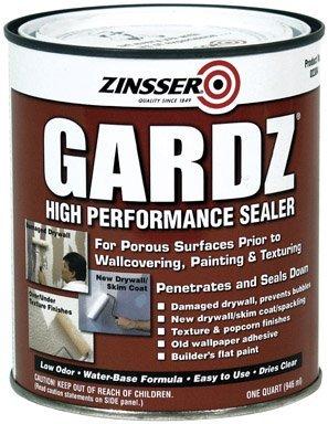 Zinsser & Co Qt Gardz Dry Sealer 2304 Interior Primer & Sealer