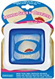 Evriholder Sandwich Pocket Makers, 2-Pack, White/Pink and White/Blue