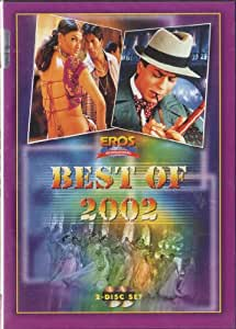 Best Of 2002: 70 Hits (2 DVDs) Bollywood Hindi Songs (Including Devdas)