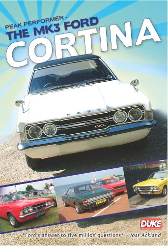 Ford Cortina Mk 3 - Peak Performer [DVD]