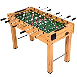Giantex Foosball Soccer Table 48' Competition Sized Arcade Game Room Hockey...