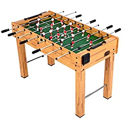 Giantex Foosball Soccer Table 48
