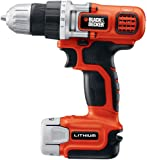 Black & Decker LDX112C 12-Volt Max Lithium-Ion Drill/Driver