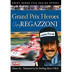 Clay Regazzoni Grand Prix Hero