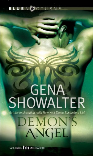 Gena Showalter - Demon's angel