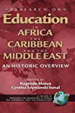Research on Education in Africa, the Caribbean, and the Middle East (HC)