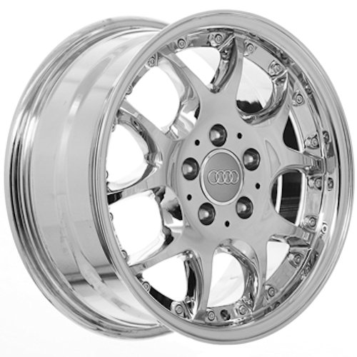 16 Audi Wheels Rims Chrome (set of 4)