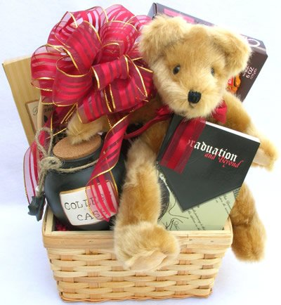 The Graduate: Graduation Gift Basket