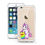 'licaso® iPhone 66S 4,7TPU Unicornio móvil