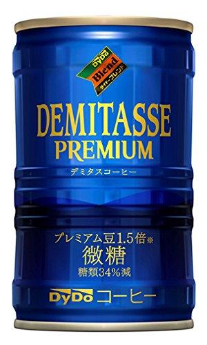 ダイドーブレンドデミタス微糖 150g×30本