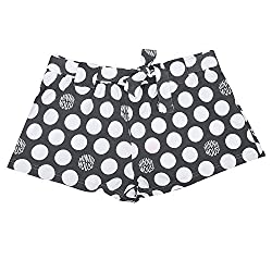 Disney Girls Shorts (TC 2807_Black_8 - 9 years)
