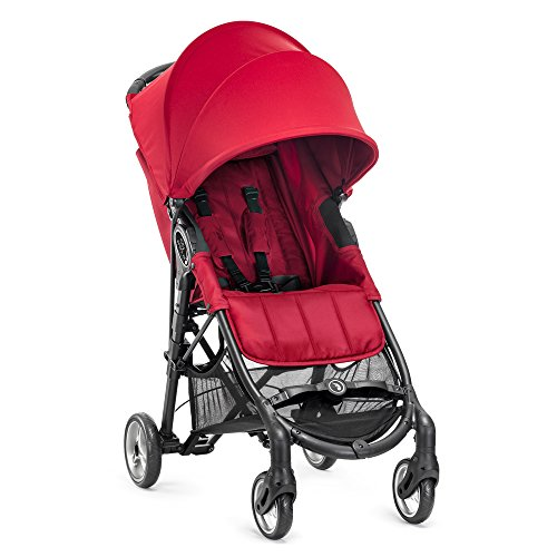 Baby Jogger City Mini ZIP Stroller In Red, BJ24430