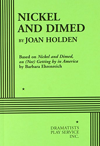 nickel and dimed Our reading guide for nickel and dimed by barbara ehrenreich includes a book club discussion guide, book review, plot summary-synopsis and author bio.