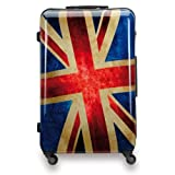 SuitSuit - Union Jack - Hard Shell Trolley Case 24