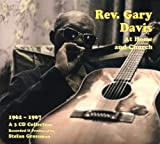 Rev Gary Davis at Home & Church (1962-1967)