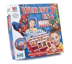 Hasbro - MB - Wer ist es? Marvel Heroes
