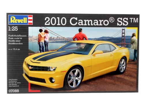 Revell-07088-2010-Camaro-SS-im-Mastab-125