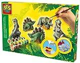 SES Deutschland 01406 - Dinosaurier gießen und anmalen hergestellt von SES creative