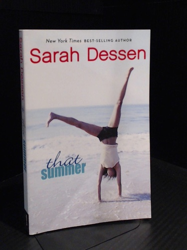 that summer sarah dessen Written by sarah dessen, narrated by mia barron download the app and start  listening to that summer today - free with a 30 day trial keep your audiobook.