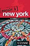 ESCALE � NEW YORK